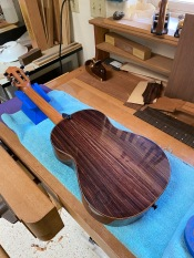 East Indian rosewood (EIR). Great stuff.